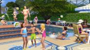 TS4 pool