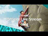 De Sims 4 Sneeuwpret Livestream