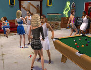 The Sims 2 University Screenshot 28