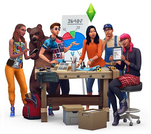 Aster09/Participez à la création d'un nouveau kit Les Sims 4 !