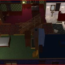 Goth home the sims 2 second floor (2).jpg