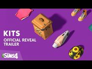 Los Sims 4 Kits- tráiler de presentación oficial