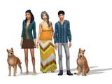 Fanon:Spencer-Kim-Lewis family