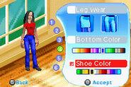 The Sims 2 Pets GBA Screenshot 01