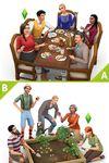 Les Sims 4 Vivre Ensemble Render 11