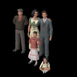 Семья Морган