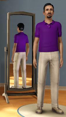 Policarpo Fiambre hecho por Luis Simspedia