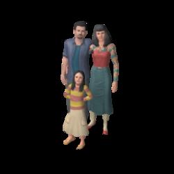 Семья Эвин