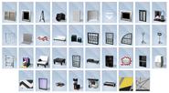 Sims 4 Moschino Objetos