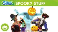 The Sims 4 Spooky Stuff Official Trailer