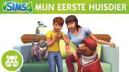 Officiële trailer van De Sims 4 Mijn Eerste Huisdier Accessoires