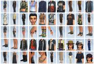 Sims4 Rumbo a la Fama CAS2