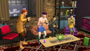 The Sims 4 City Living Screenshot 06