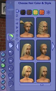 CAS - Visage & Cheveux (Les Sims 2).png