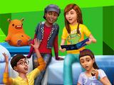 De Sims 4: Kinderkamer Accessoires