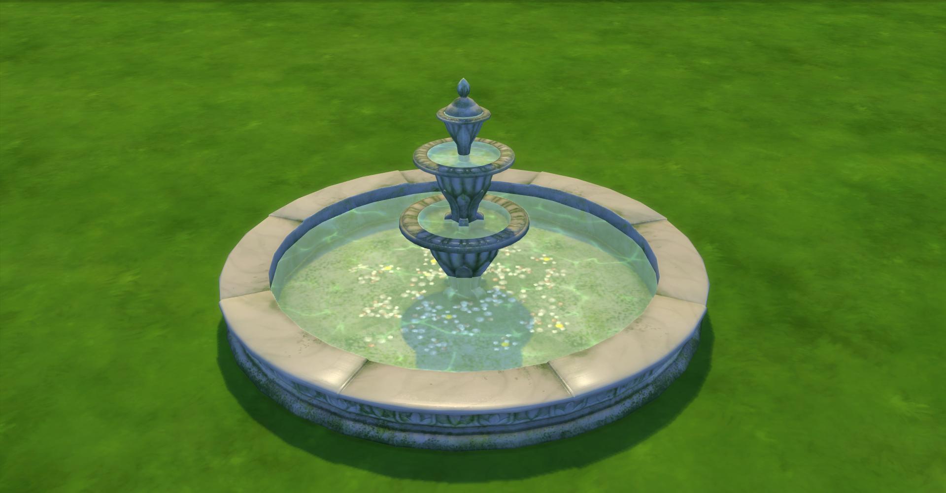 Fountain of Gluteus Maximus