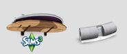 Les Sims 3 Concept art 39