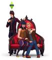 The Sims 4 Vampires Render 06