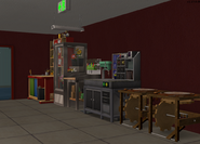 Amar's Hangout crafting room 1