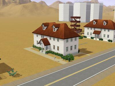 Casa desocupada