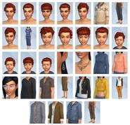 Sims 4 Minicasas CAS