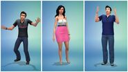 The Sims 4 CAS Screenshot 21