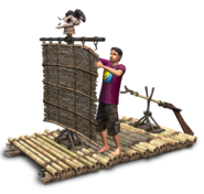 The Sims Castaway Stories Render 01