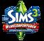 De Sims 3 Wereldavonturen Logo 2.png