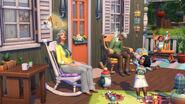 Sims 4 Portentos del Punto 1