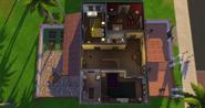 Sultry Springside second floor