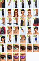 Contenu Les Sims 4 Soirées de Luxe 1