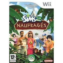 Packshot Les Sims 2 Naufragés Wii.jpg
