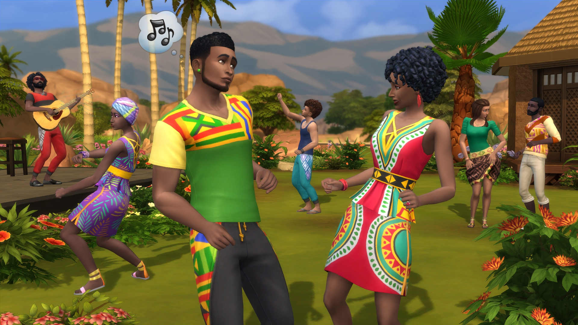 The Sims 4/Обновление №72