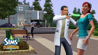 Medicine The Sims Wiki Fandom
