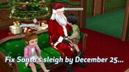 The Sims FreePlay 12 Days of Christmas Trailer