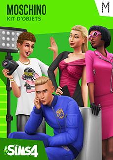 Les Sims 4: Moschino
