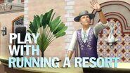 The Sims 3 Island Paradise -- Announce Trailer