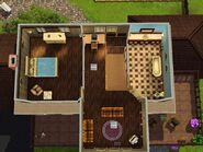 Bachelor Home 3rd floor