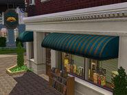 Divisadero Budget Books Entrance