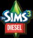 De Sims 3 Diesel Accessoires Logo.png