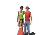 Familia Hamada