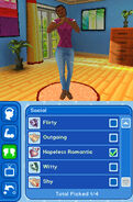 Les Sims 3 NDS 12