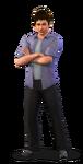 Les Sims 3 console Render 7