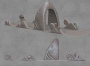 Les Sims 4 En plein air Concept art Joseph Carabajal 2