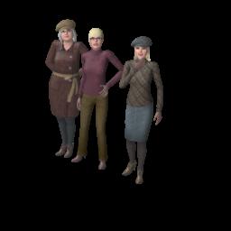 Семья Винтер