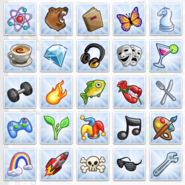 Club-Icons