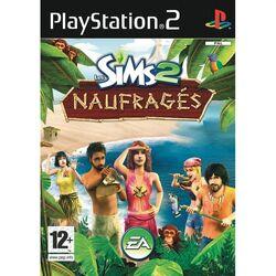 Packshot Les Sims 2 Naufragés PS2.jpg