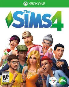 The Sims 4 - Xbox One box art.jpg
