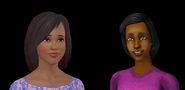 Darleen Dreamer (The Sims 3 and The Sims 2)