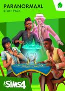 De Sims 4 Paranormaal Accessoires Cover